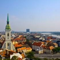 Historische Bratislava