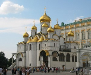 Wereld Reiziger Bram in Rusland