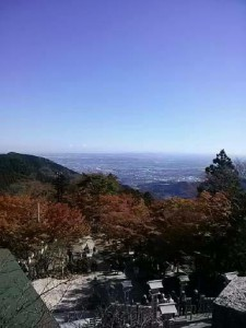 Japan Ohyama Afuri Shrine Kanagawa