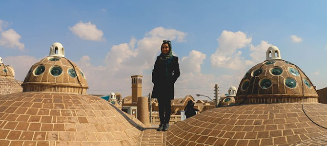 A Travelista from Iran