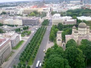 Letland, Riga