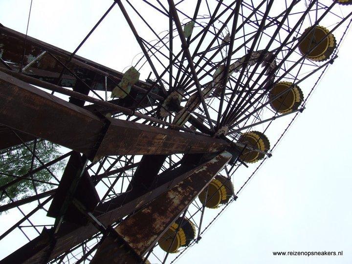 Kerncentrale Tsjernobyl