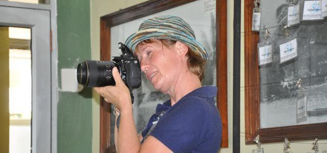 Op reis met een fotograaf