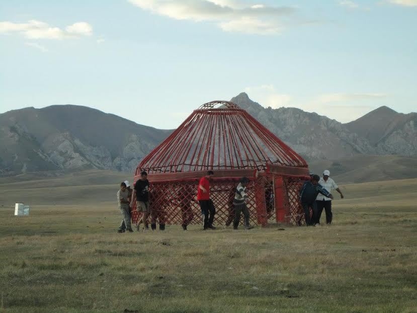 Young Pioneer Tours Central Asia