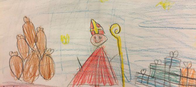 Sinterklaas op Reis