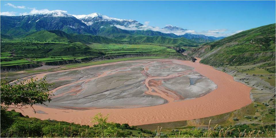 Rasht Valley, Tadjikistan